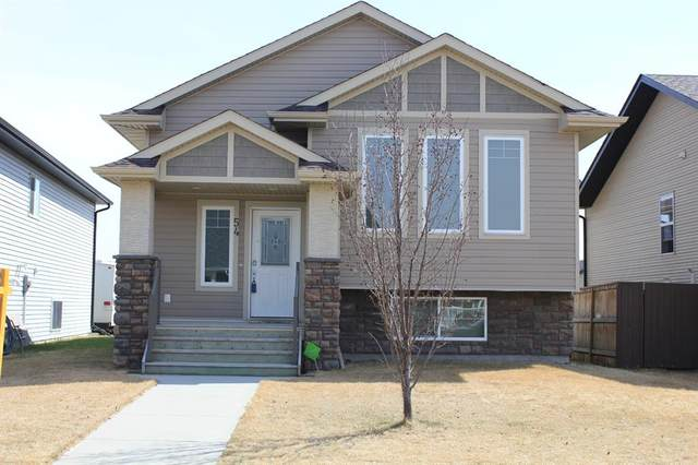 54 Mackenzie Crescent, Lacombe, AB T4L 0B3 (#A1096016) :: Calgary Homefinders