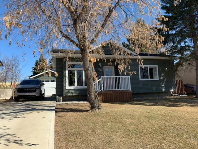 804 10 AVE SE, Slave Lake, AB T0G 2A0 (#A1096027) :: Canmore & Banff