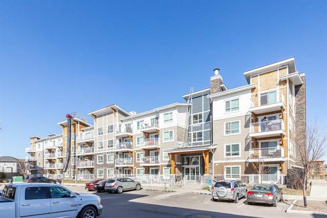 302 Skyview Ranch Drive NE #6306, Calgary, AB T3N 0G3 (#A1096071) :: Greater Calgary Real Estate