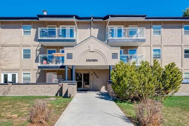 2010 35 Avenue SW #107, Calgary, AB T2T 2E1 (#A1096078) :: Redline Real Estate Group Inc