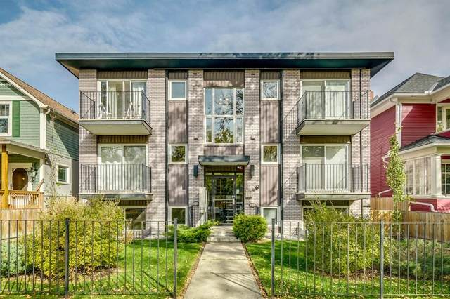 1736 13 Avenue SW #101, Calgary, AB T3C 0T9 (#A1096084) :: Redline Real Estate Group Inc