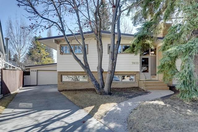 7832 Calla Donna Place SW, Calgary, AB  (#A1096086) :: Calgary Homefinders