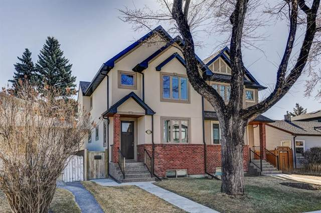 2528 18 Street NW, Calgary, AB T2M 3T6 (#A1096098) :: Redline Real Estate Group Inc