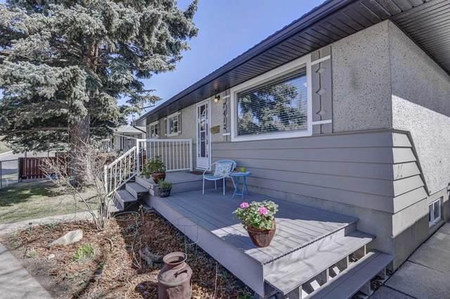 7412 20A Street SE, Calgary, AB T2C 0S2 (#A1096115) :: Redline Real Estate Group Inc