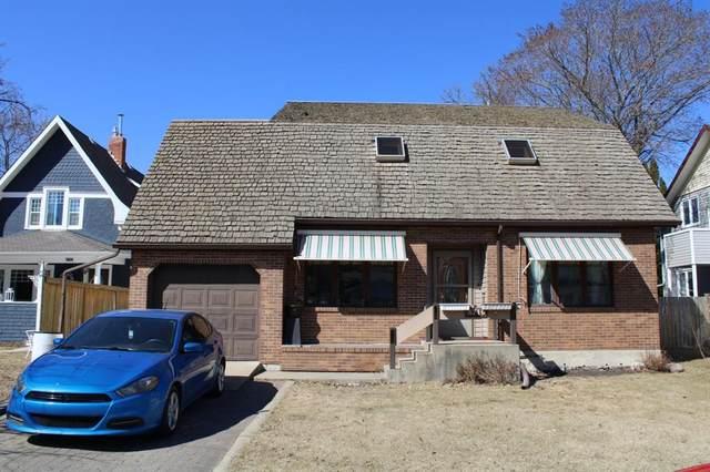 4710 48 Street E, Camrose, AB T4V 1L3 (#A1096124) :: Calgary Homefinders