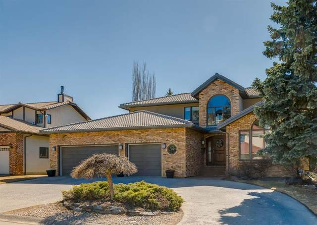 3955 Edenstone Road NW, Calgary, AB T3A 3Z7 (#A1096134) :: Calgary Homefinders