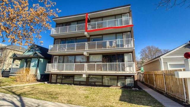 1612 14 Avenue SW #401, Calgary, AB  (#A1096150) :: Redline Real Estate Group Inc