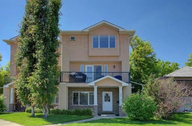 2021 24 Street SW #1, Calgary, AB T3E 1T1 (#A1096151) :: Calgary Homefinders