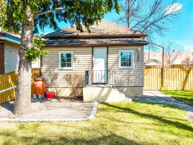 153 20 Street N, Lethbridge, AB T1H 3M6 (#A1096200) :: Redline Real Estate Group Inc