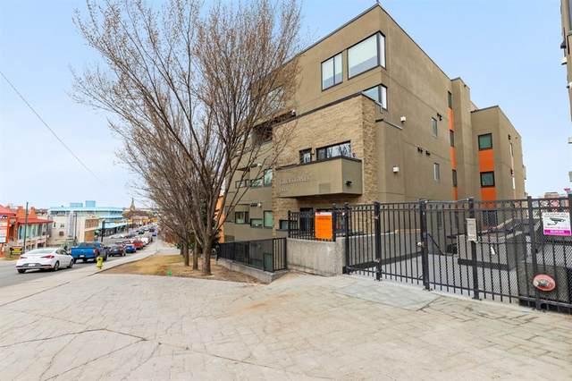 1818 14 Street SW #402, Calgary, AB T2T 0C3 (#A1096208) :: Redline Real Estate Group Inc