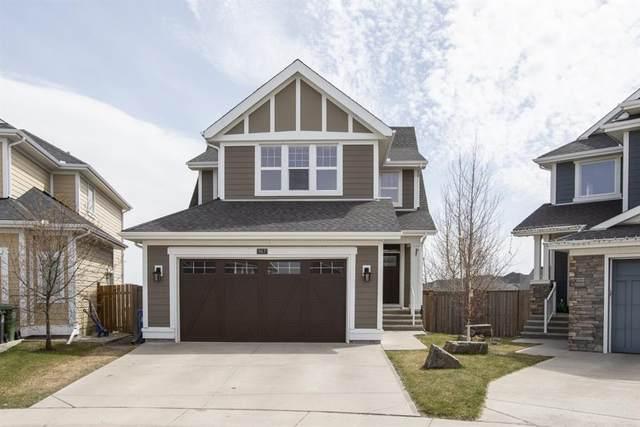 167 Ridge View Green, Cochrane, AB T4C 0J1 (#A1096210) :: Redline Real Estate Group Inc