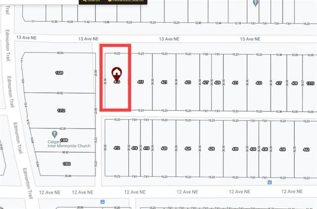 413 13 Avenue NE, Calgary, AB T2E 1C3 (#A1096217) :: Calgary Homefinders