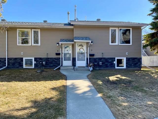 5943 60A Street #6, Red Deer, AB T4N 6A4 (#A1096225) :: Calgary Homefinders