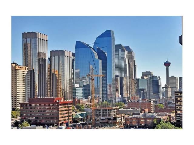 1118 12 Avenue SW #1102, Calgary, AB T2R 0J7 (#A1096229) :: Canmore & Banff
