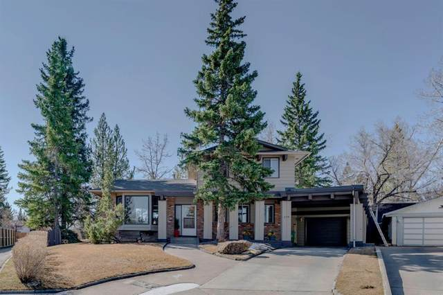 139 Cantrell Place SW, Calgary, AB T2W 1X2 (#A1096230) :: Redline Real Estate Group Inc