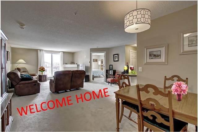 9 Country Village Bay NE #309, Calgary, AB T3K 5J8 (#A1096286) :: Calgary Homefinders