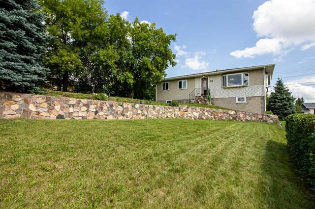4507 Broadway Avenue, Blackfalds, AB T0M 0J0 (#A1096311) :: Redline Real Estate Group Inc