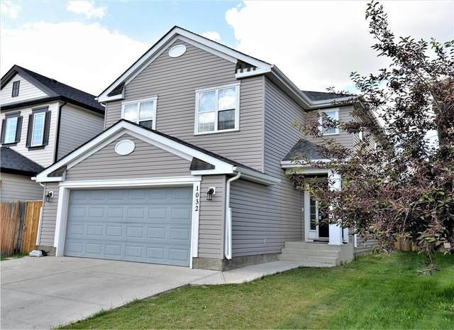 1032 Copperfield Boulevard SE, Calgary, AB T2Z 4X6 (#A1096331) :: Redline Real Estate Group Inc
