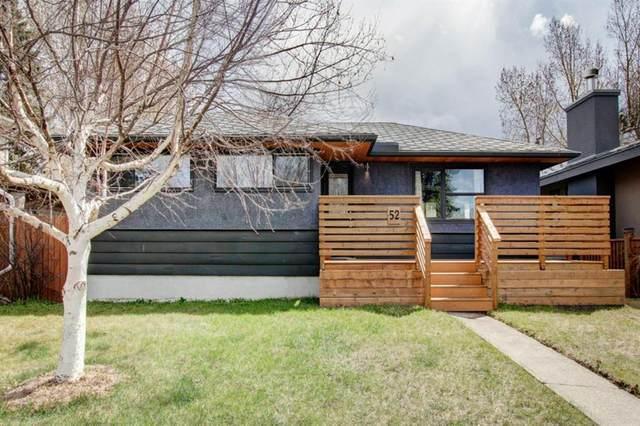 52 Kentish Drive SW, Calgary, AB T2V 2L3 (#A1096384) :: Calgary Homefinders