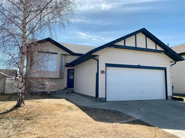 24 Elreg Street, Penhold, AB T0M 1R0 (#A1096448) :: Calgary Homefinders