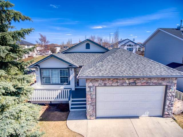 200 Cove Road, Chestermere, AB T1X 1E5 (#A1096491) :: Calgary Homefinders
