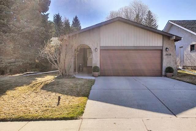 9528 Oakland Road SW, Calgary, AB T2V 4B9 (#A1096500) :: Redline Real Estate Group Inc