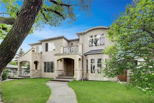 1703 19 Avenue NW, Calgary, AB T2M 1B4 (#A1096518) :: Redline Real Estate Group Inc