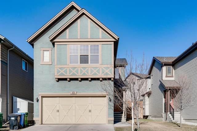 19 Sage Valley Drive NW, Calgary, AB T3R 0C8 (#A1096561) :: Calgary Homefinders