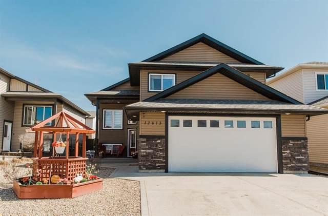 12613 107 Street, Grande Prairie, AB T8V 2L7 (#A1096590) :: Calgary Homefinders