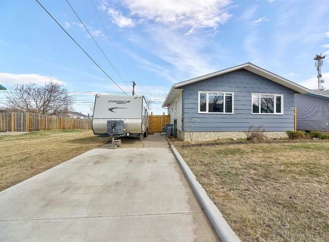 10913 92A Street, Grande Prairie, AB T8V 3M2 (#A1096602) :: Calgary Homefinders