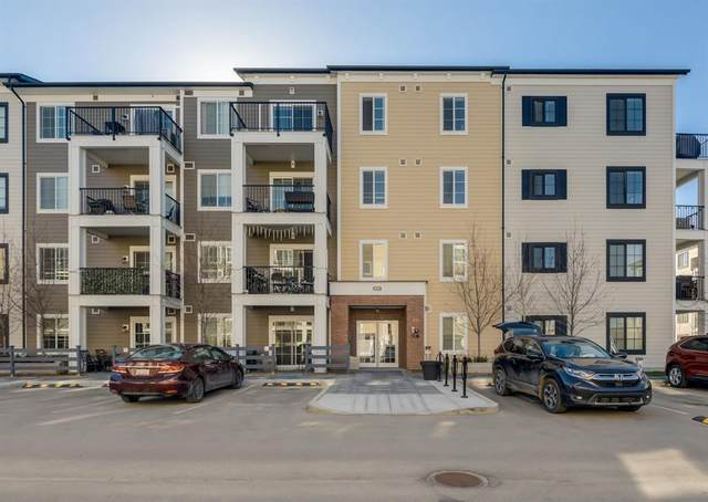 215 Legacy Boulevard SE #3306, Calgary, AB T2X 3Z6 (#A1096607) :: Calgary Homefinders