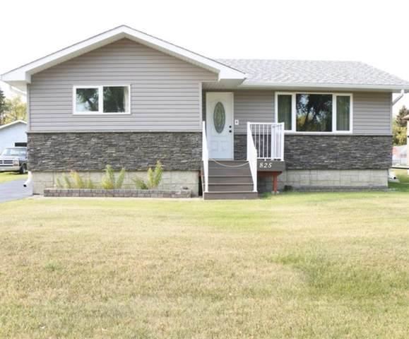 825 6 Avenue, Wainwright, AB T9W 1C2 (#A1096651) :: Redline Real Estate Group Inc