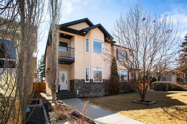 215 23 Avenue NE, Calgary, AB T2E 1V8 (#A1096658) :: Redline Real Estate Group Inc
