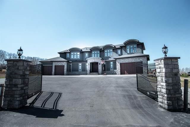 246051 20 Street E, Rural Foothills County, AB T1S 3N1 (#A1096676) :: Calgary Homefinders