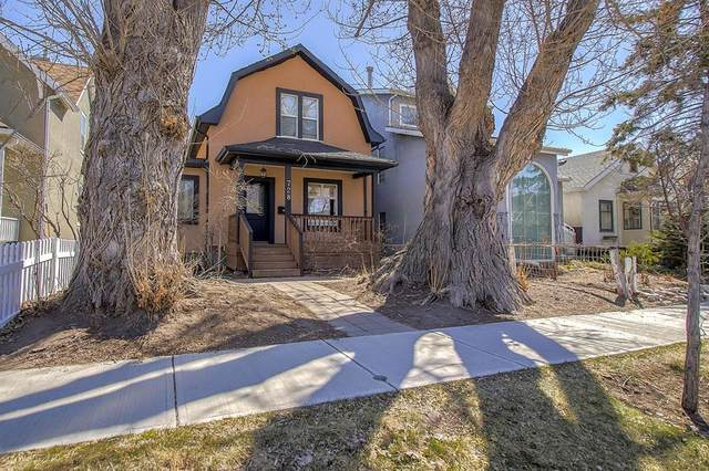 728 5 Street NW, Calgary, AB T2N 1P9 (#A1096719) :: Redline Real Estate Group Inc