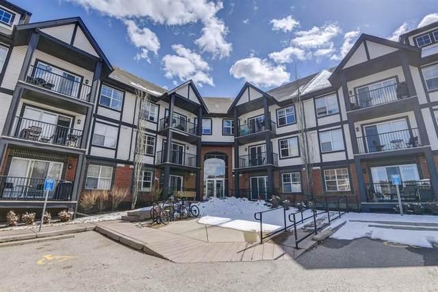 250 New Brighton Villas SE #106, Calgary, AB T2Z 0T8 (#A1096746) :: Greater Calgary Real Estate