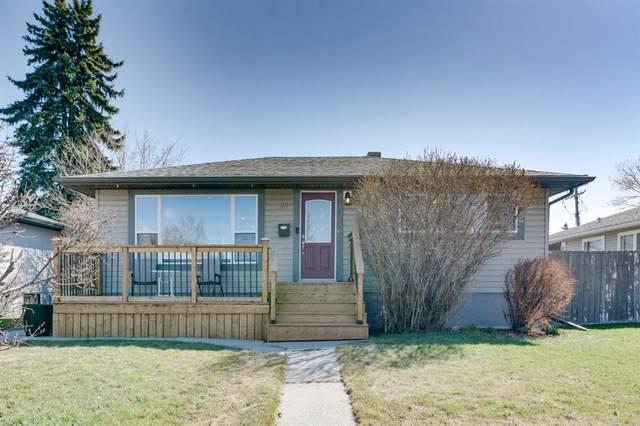 84 Montrose Crescent NE, Calgary, AB T2E 5P4 (#A1096752) :: Calgary Homefinders