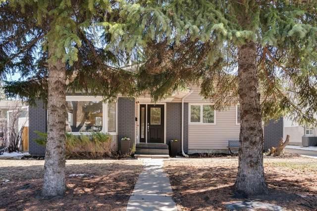 9612 Oakhill Drive SW, Calgary, AB T2V 3W2 (#A1096771) :: Redline Real Estate Group Inc
