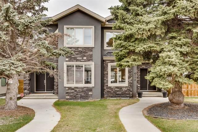 226 24 Avenue NW, Calgary, AB T2M 1X1 (#A1096794) :: Calgary Homefinders
