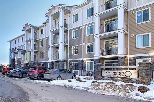 522 Cranford Drive SE #1103, Calgary, AB T2M 2L7 (#A1096809) :: Calgary Homefinders