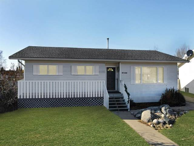 4504 Redwood Place, High Prairie, AB T0G 1E0 (#A1096821) :: Redline Real Estate Group Inc