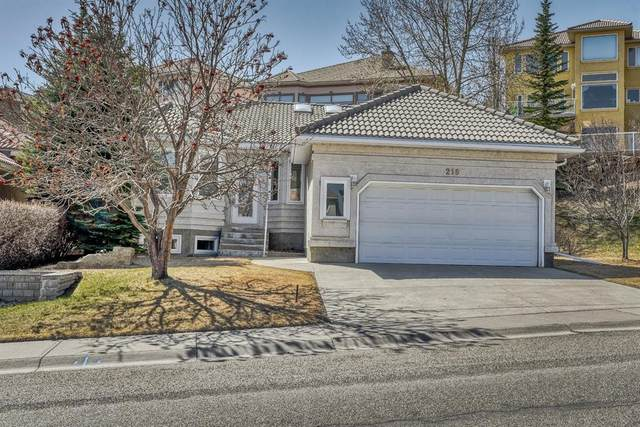 218 Signature Way SW, Calgary, AB T3H 2Y2 (#A1096856) :: Calgary Homefinders
