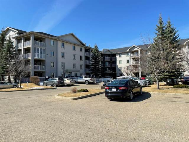 60 Lawford Avenue #211, Red Deer, AB T4R 3E9 (#A1096905) :: Greater Calgary Real Estate