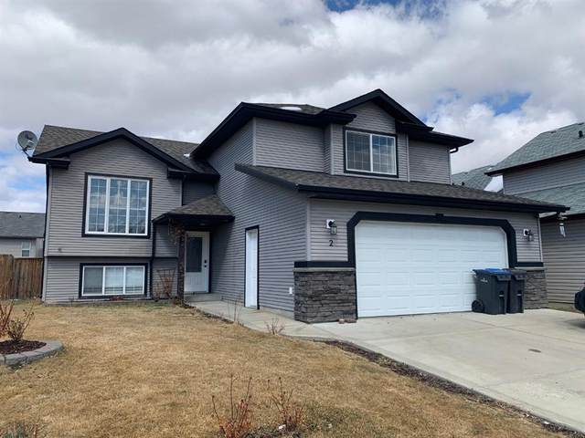 2 Hodgstreet Place, Sylvan Lake, AB T4S 0C0 (#A1096911) :: Greater Calgary Real Estate