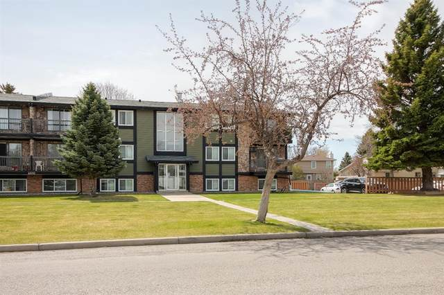 4200 Forestry Avenue S #102, Lethbridge, AB T1K 4X7 (#A1096914) :: Calgary Homefinders