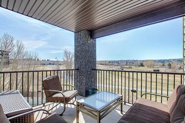 625 Glenbow Drive #3202, Cochrane, AB T4C 0S9 (#A1096916) :: Western Elite Real Estate Group