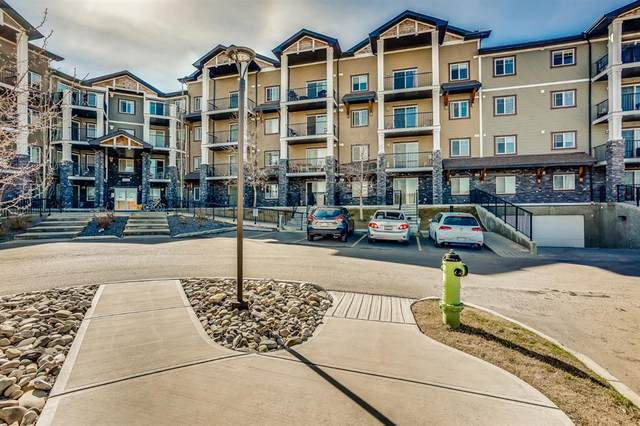 130 Panatella Street NW #2403, Calgary, AB T3K 0Y6 (#A1096928) :: Redline Real Estate Group Inc
