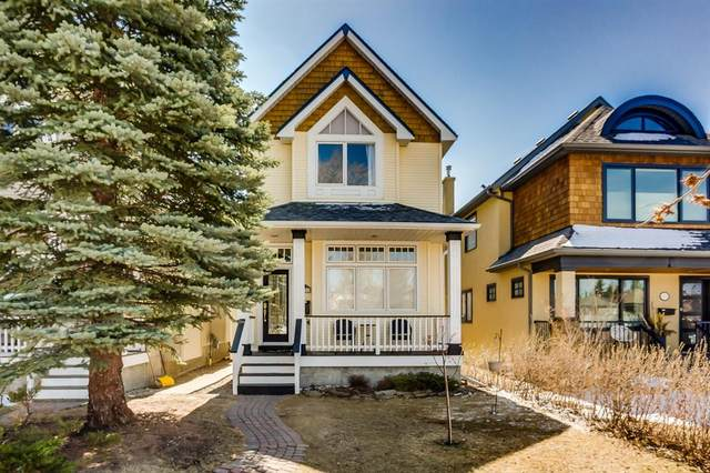1771 2 Avenue NW, Calgary, AB T2N 0G3 (#A1096933) :: Redline Real Estate Group Inc