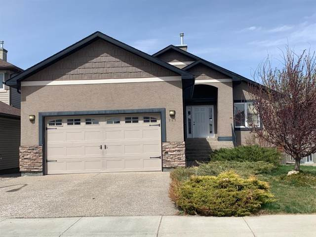 225 Couleecreek Manor S, Lethbridge, AB T1K 8B9 (#A1096944) :: Greater Calgary Real Estate