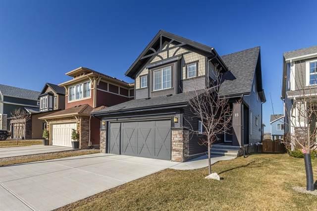 15 Evansridge Drive NW, Calgary, AB T3P 0N3 (#A1096964) :: Redline Real Estate Group Inc